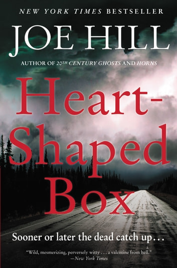 Heart-Shaped Box - A Novel ebook by Joe Hill