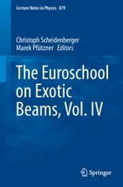 The Euroschool on Exotic Beams, Vol. IV ebook by Christoph Scheidenberger,Marek Pfützner