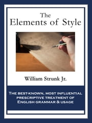 The Elements of Style ebook by Kobo.Web.Store.Products.Fields.ContributorFieldViewModel