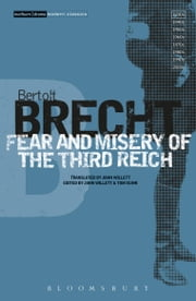 Fear and Misery of the Third Reich ebook by Bertolt Brecht, John Willett, Tom Kuhn,...