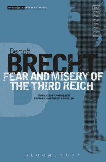Fear and Misery of the Third Reich ebook by Bertolt Brecht