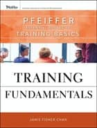 Training Fundamentals ebook by Janis Fisher Chan