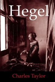 Hegel ebook by Charles Taylor