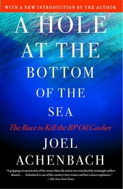A Hole at the Bottom of the Sea - The Race to Kill the BP Oil Gusher ebook by Joel Achenbach