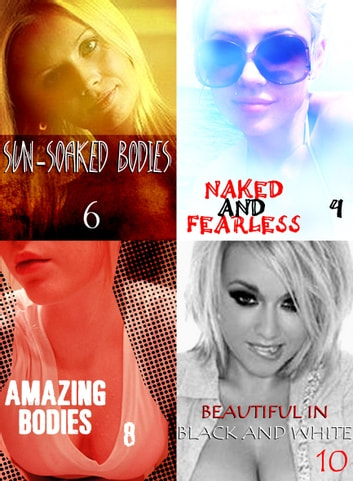 The Ultimate Sexy Girls Compilation 8 - Four books in one ebook by Athena Watson,Cecilia Blackman,Amanda Caldwell