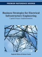 Business Strategies for Electrical Infrastructure Engineering ebook by Reginald Wilson,Hisham Younis