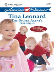 The Secret Agent's Surprises ebook by Tina Leonard