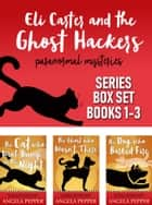 Eli Carter and the Ghost Hackers - Series Box Set Books 1-3 - Paranormal Mysteries ebook by Angela Pepper