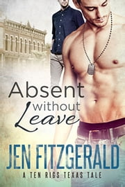 Absent Without Leave ebook by Jen FitzGerald