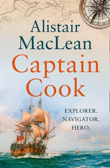 Captain Cook ebook by Alistair MacLean