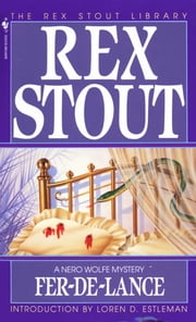 Fer-de-Lance ebook by Rex Stout