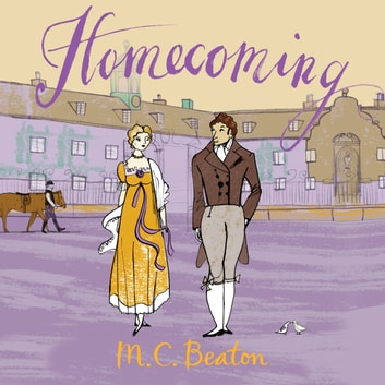 Homecoming audiobook by M.C. Beaton