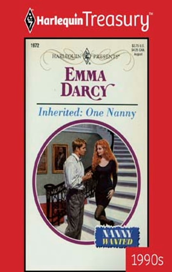 Inherited: One Nanny ebook by Emma Darcy