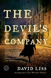 The Devil's Company - A Novel ebook by David Liss