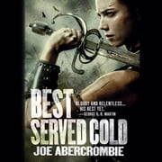 Best Served Cold audiobook by Joe Abercrombie