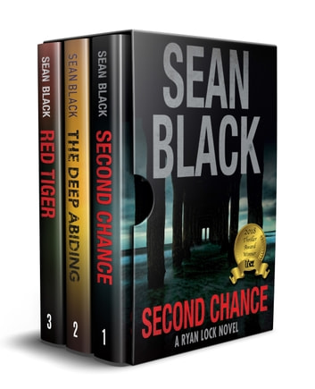 3 Ryan Lock Crime Thrillers: Second Chance; Red Tiger; The Deep Abiding ebook by Sean Black