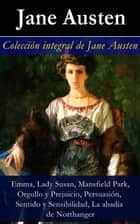 Colección integral de Jane Austen ebook by Jane Austen