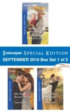 Harlequin Special Edition September 2016 Box Set 1 of 2 - An Anthology ekitaplar by Marie Ferrarella, Caro Carson, Joanna Sims