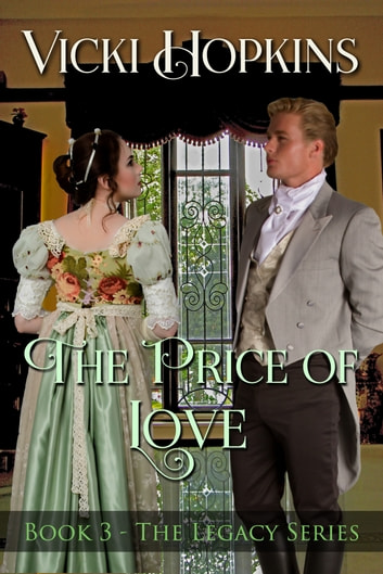 The Price of Love ebook by Vicki Hopkins