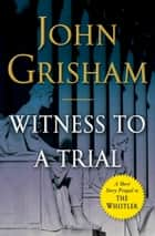 Witness to a Trial eBook por John Grisham