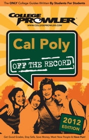 Cal Poly 2012 ebook by Sarah Parr