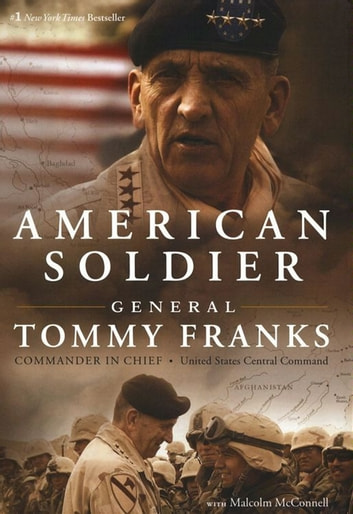 American Soldier ebook by General Tommy R. Franks
