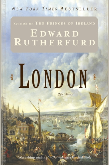 London - The Novel 電子書籍 by Edward Rutherfurd