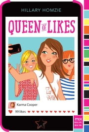 Queen of Likes ebook by Hillary Homzie