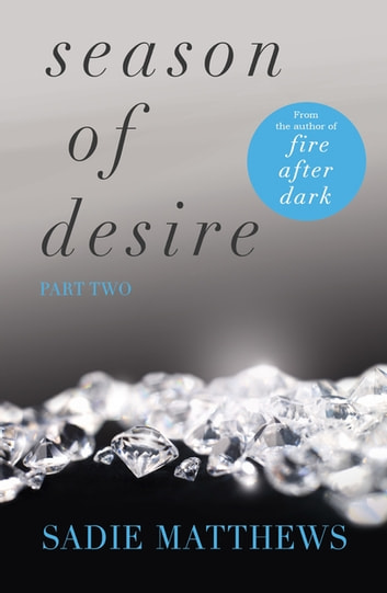 A Lesson of Intensity - Season of Desire Part 2 ebook by Sadie Matthews