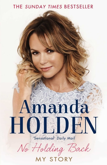 No Holding Back ebook by Amanda Holden