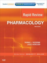 Rapid Review Pharmacology ebook by Thomas L. Pazdernik,Laszlo Kerecsen