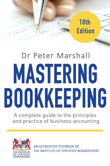 Mastering Bookkeeping 10th Edition Ebook By Peter Marshall