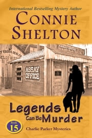 Legends Can Be Murder - A Girl and Her Dog Cozy Mystery ebook by Connie Shelton