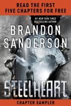 Steelheart Chapter Sampler ebook by Brandon Sanderson