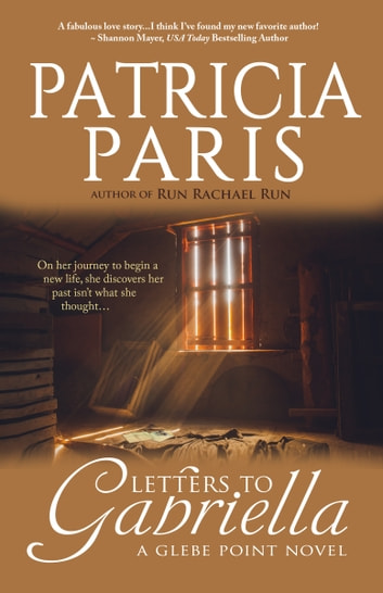 Letters to Gabriella ebook by Patricia Paris