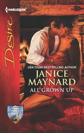 All Grown Up ebook by Janice Maynard
