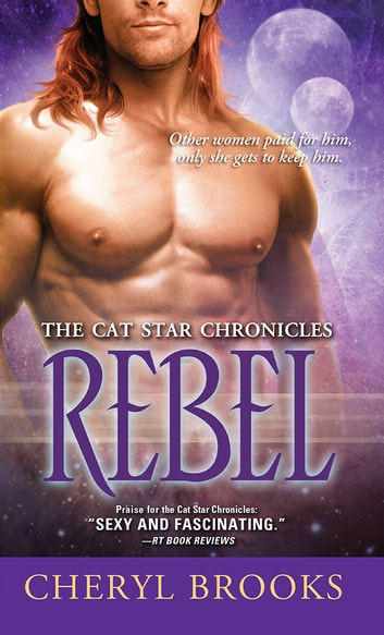 Rebel ebook by Cheryl Brooks