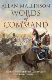 Words of Command - (Matthew Hervey 12) ebook by Allan Mallinson