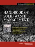 Handbook of Solid Waste Management ebook by George Tchobanoglous, Frank Kreith