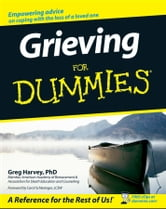 Grieving For Dummies ebook by Greg Harvey