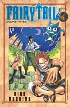 Fairy Tail vol. 04 ekitaplar by Hiro Mashima