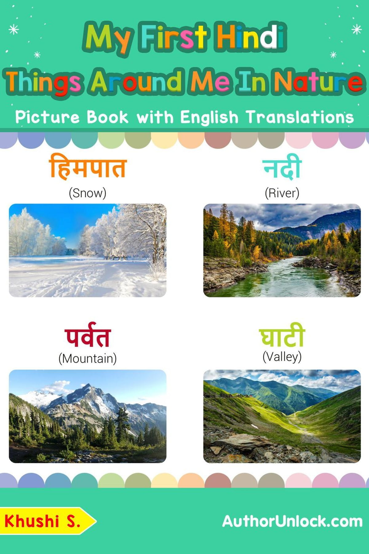 My First Hindi Things Around Me in Nature Picture Book with English  Translations ebook by Khushi S - Rakuten Kobo