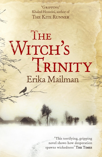 The Witch's Trinity ebook by Erika Mailman
