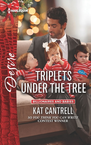 Triplets Under the Tree ebook by Kat Cantrell