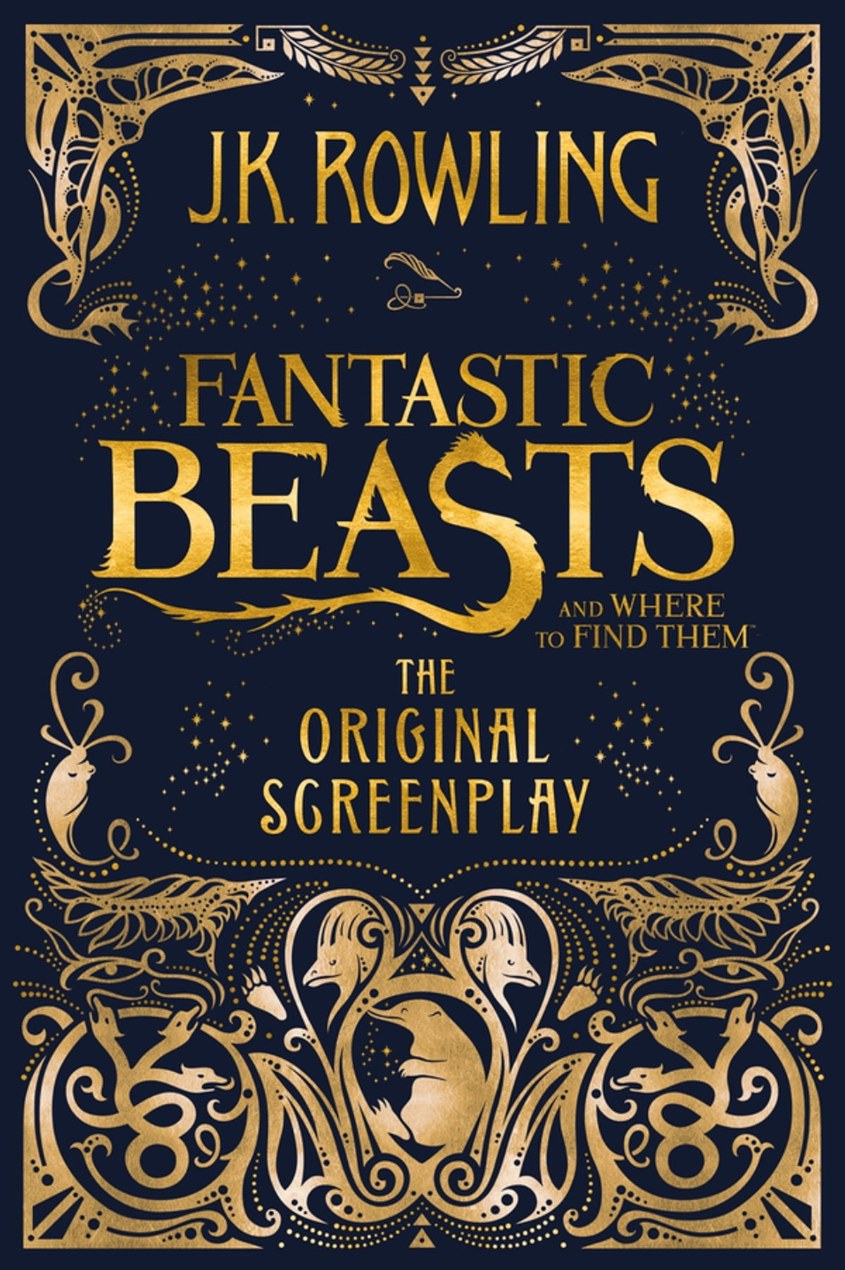 fantastic beasts and where to find them read online free