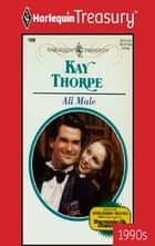 All Male ebook by Kay Thorpe