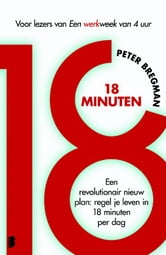 18 Minuten ebook by Peter Bregman