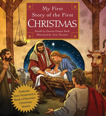 my first story of the first christmas ebook by deanna draper buck