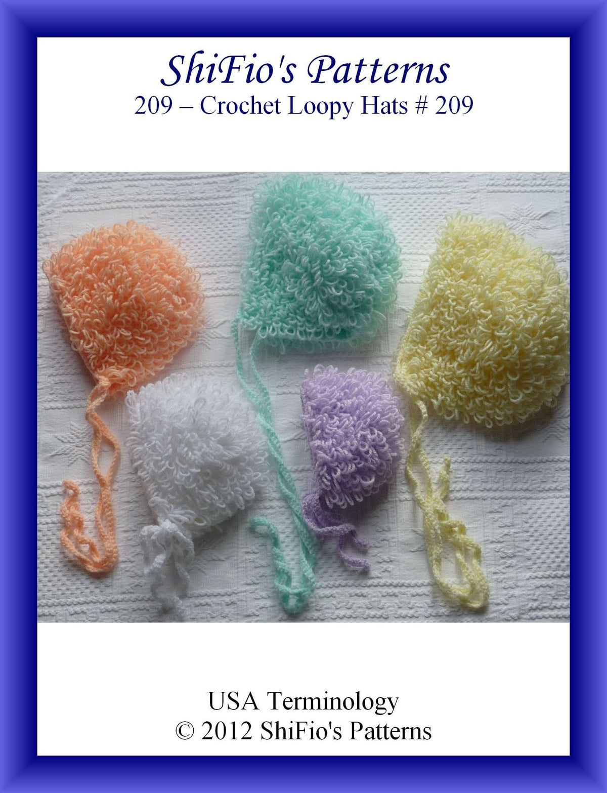 CROCHET PATTERN for BABY MATINEE JACKET HAT SHOES  #280 NOT CLOTHES