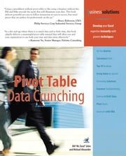 Pivot Table Data Crunching (Adobe Reader) ebook by Jelen, Bill